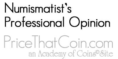Academy of Coins© - Numismatist's Professional Opinion